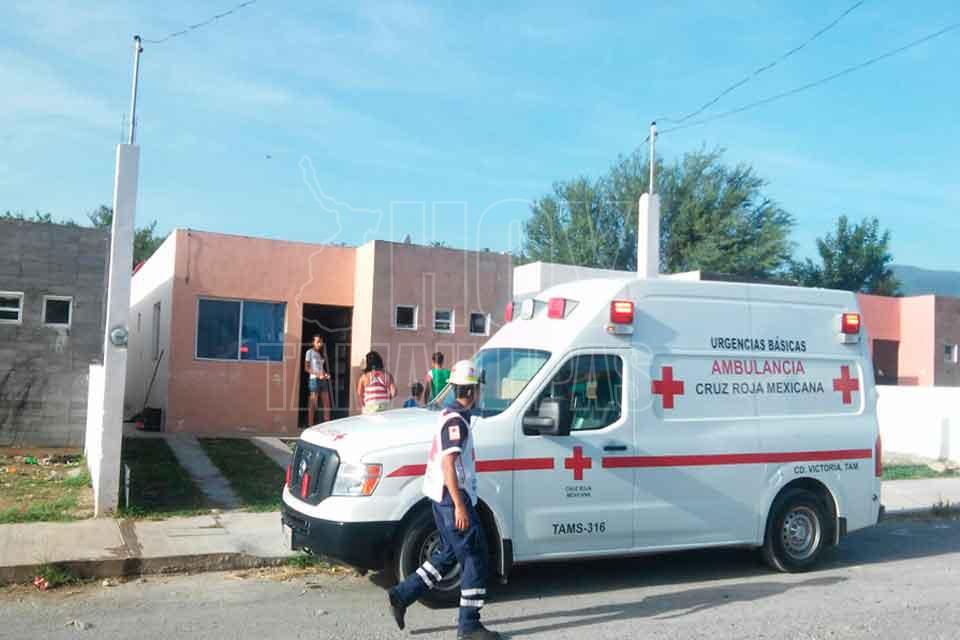 Hoy tamaulipas hombre cae del techo de su casa en ciudad for Para su casa