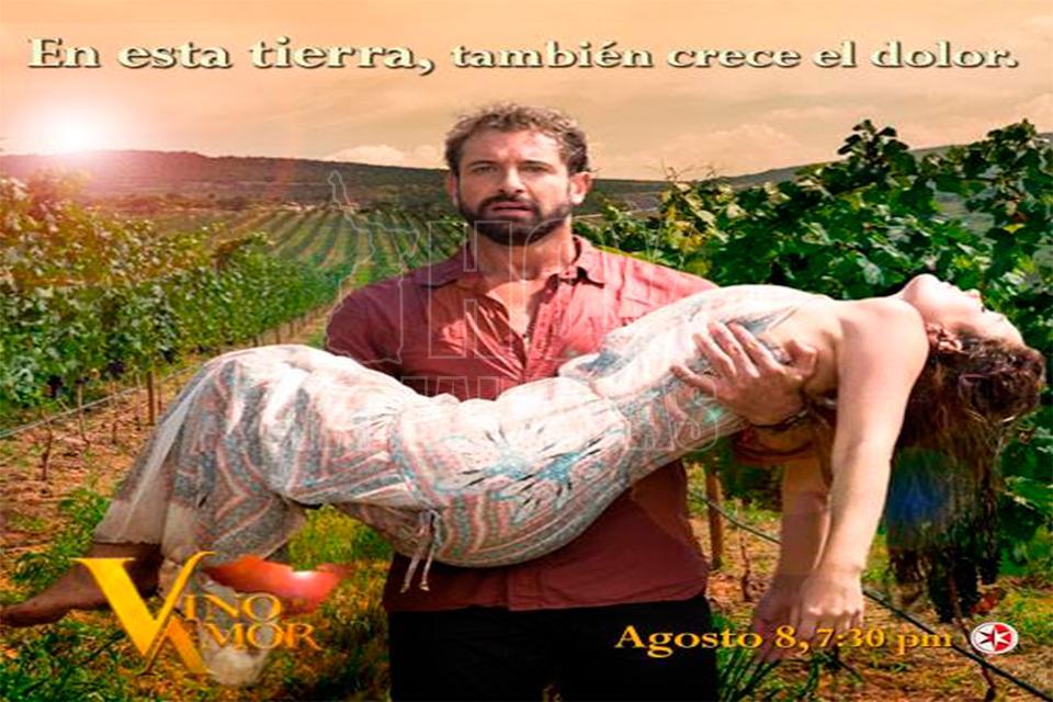 Hoy Tamaulipas Presenta Jose Alberto Castro Al Elenco De Vino El Amor