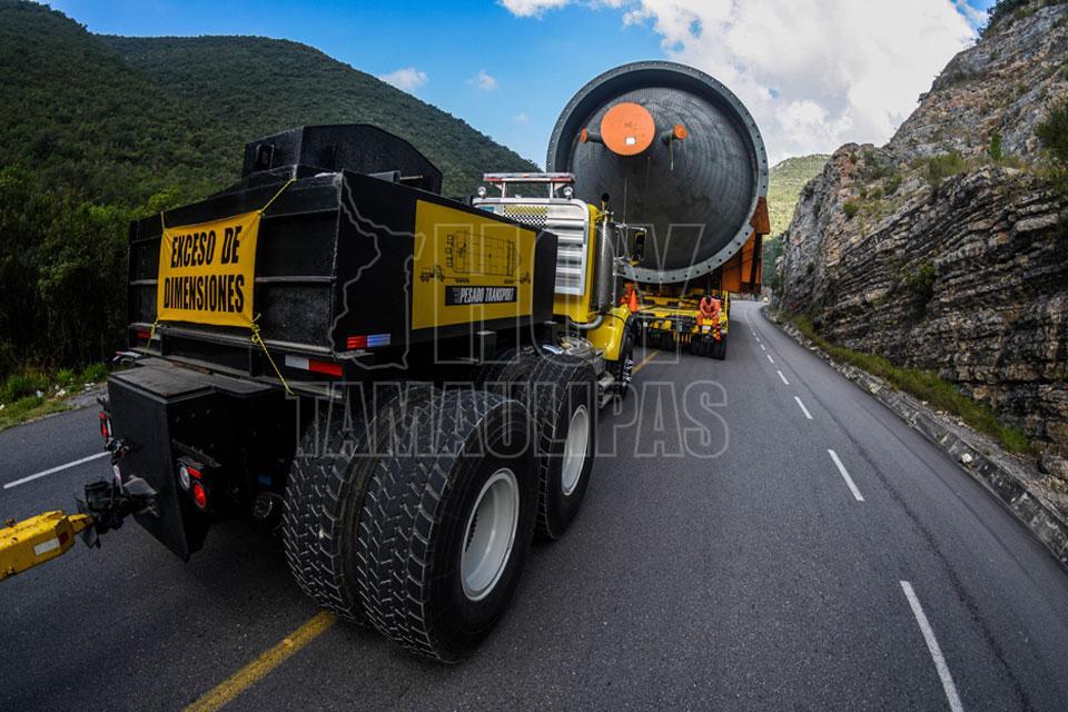 Hoy tamaulipas cerraran el sabado carretera victoria san luis potosi por paso de calderas gigantes - La hora en el paso texas ...