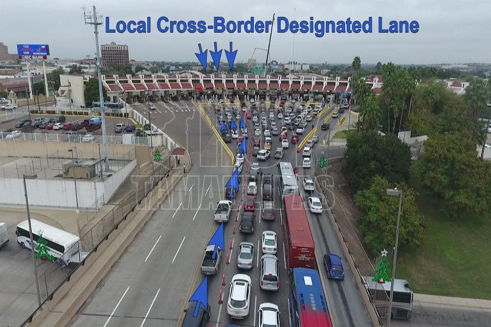Puente Colombia Laredo Tx - 0425