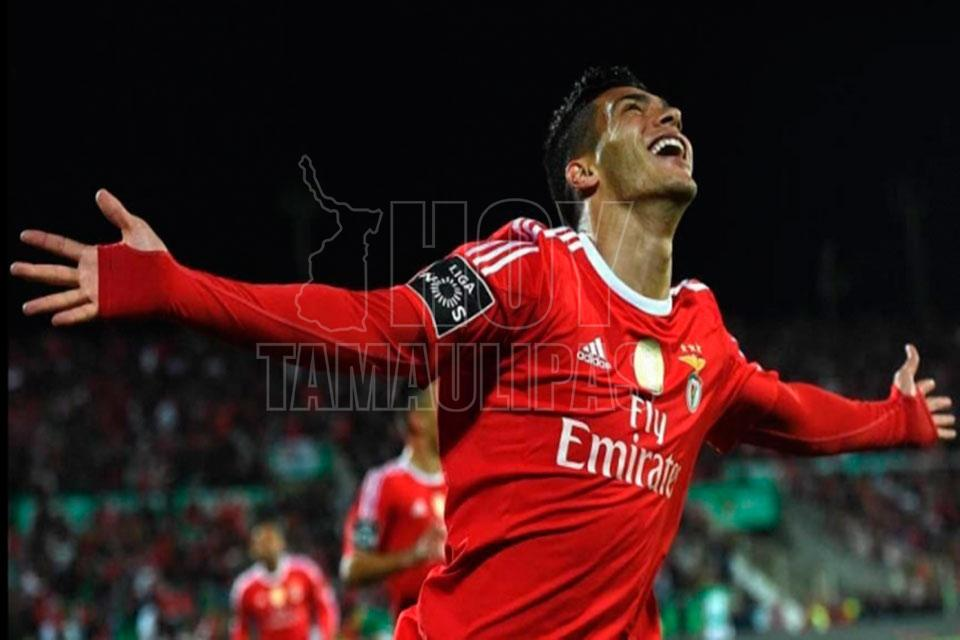 Raul Jimenez Benfica Campeon
