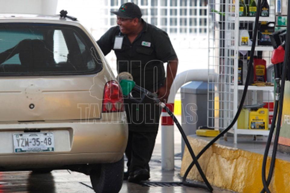Deu matiz jama cuanto la gasolina
