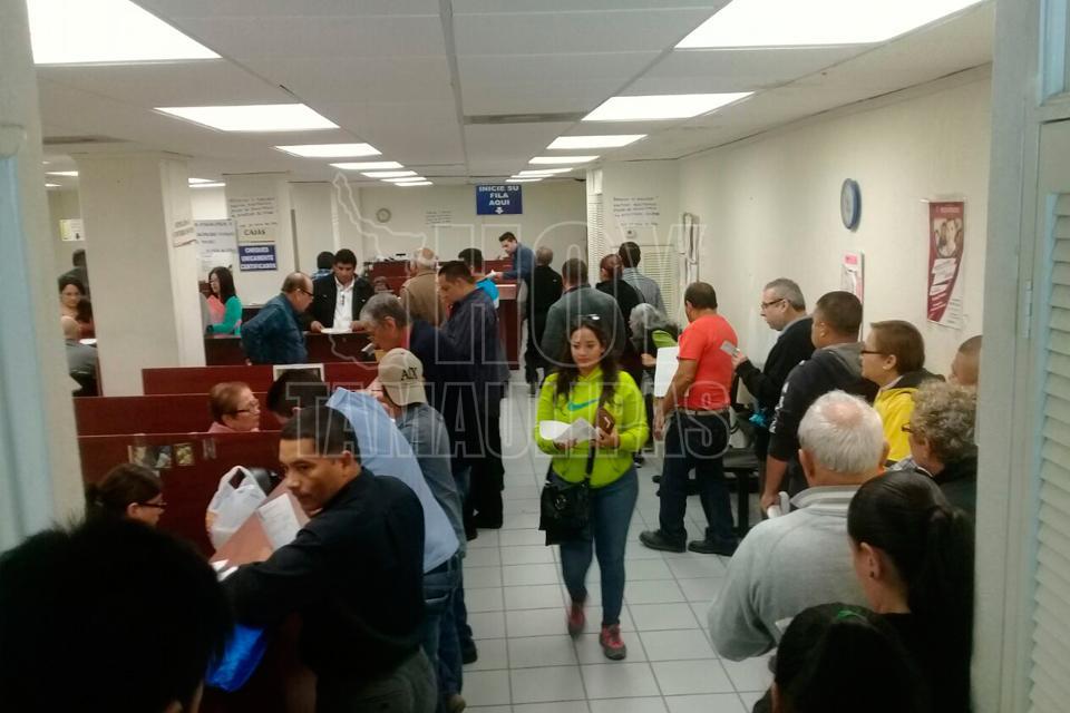 Hoy tamaulipas tuvo fiscal de matamoros recaudacion for Oficina recaudacion