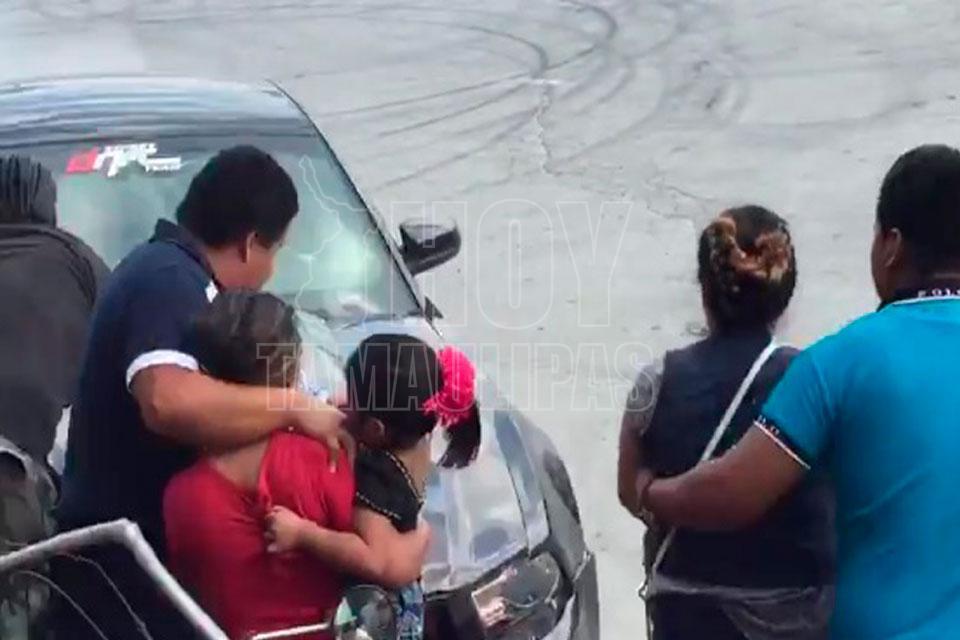 Hoy tamaulipas arrollan a 6 en espectaculo de carros en for Popular espectaculos de hoy