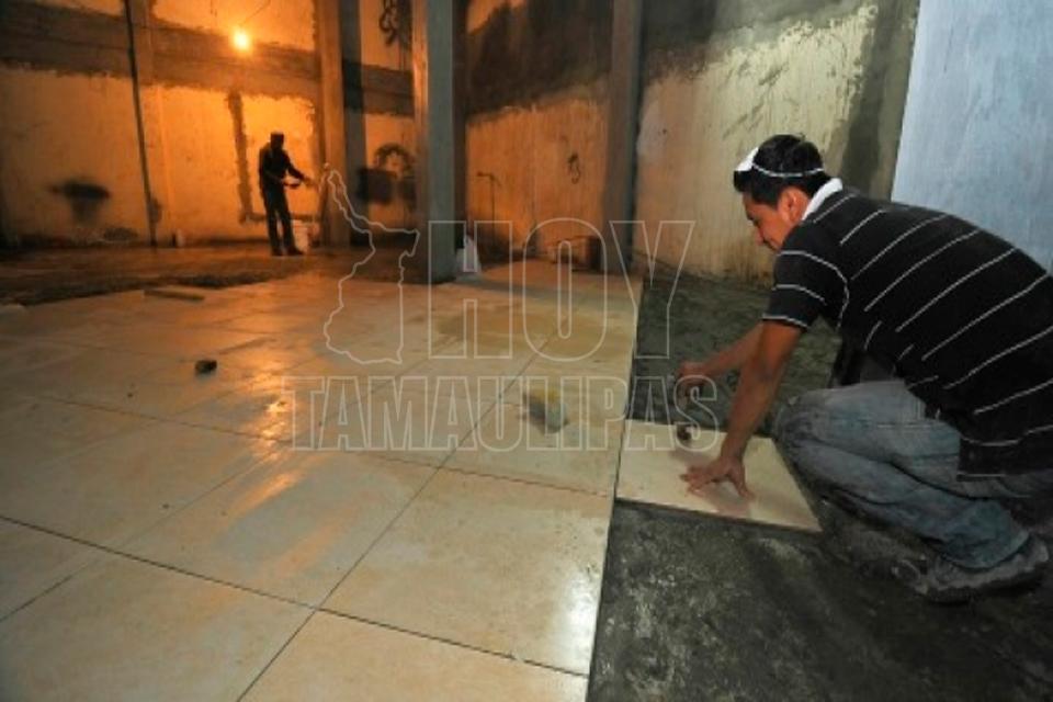 Hoy tamaulipas estudiantes de monterrey desarrollan for Adoquines de cemento