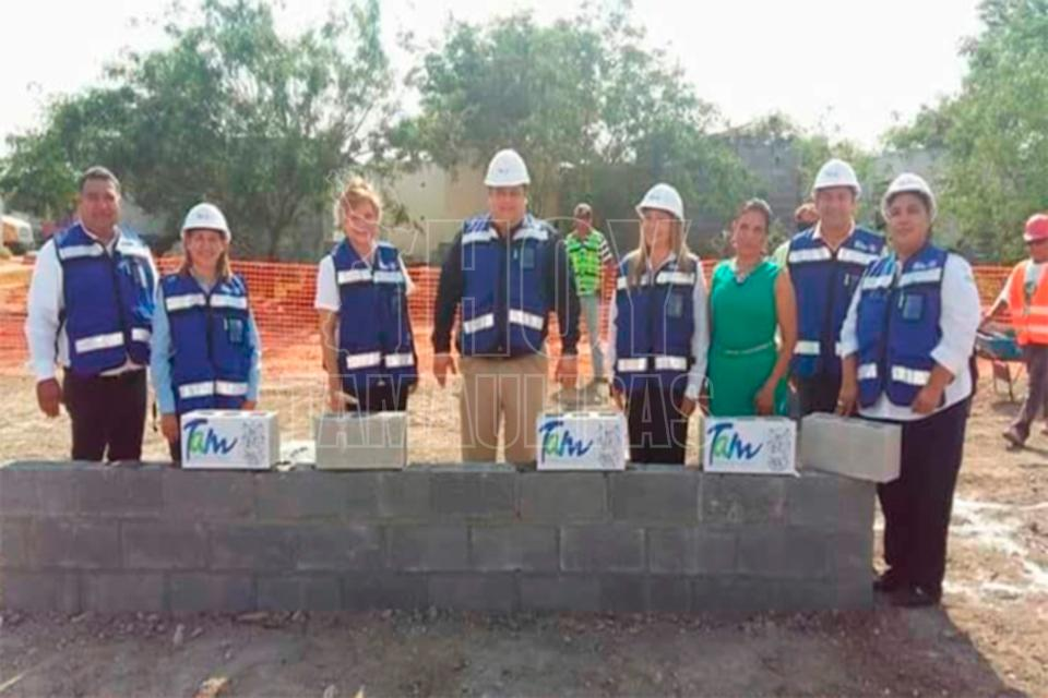 Hoy Tamaulipas Invertiran 32 Mdp Para Construccion De