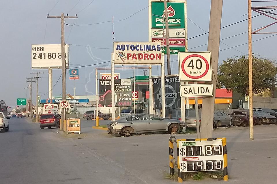 Donde es posible comprar la gasolina al por mayor