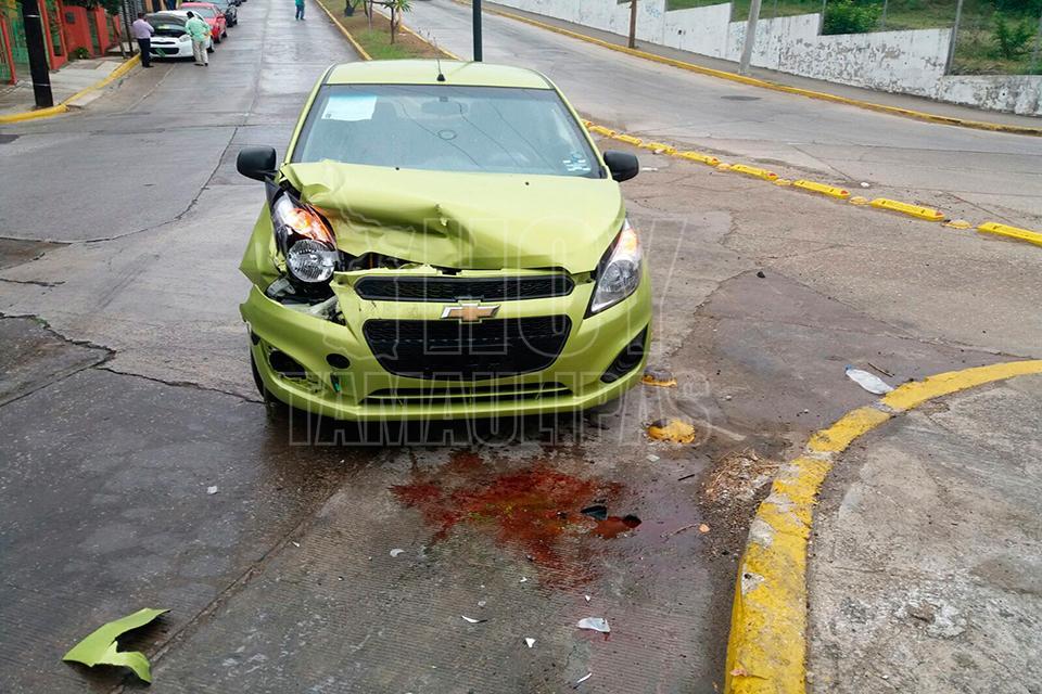 Hoy Tamaulipas Se Registran 20 Choques En Tampico En 6 Horas