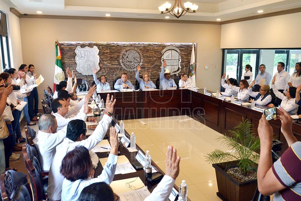 Hoy tamaulipas cabildo de altamira aprueba proceso de for Altamira muebles