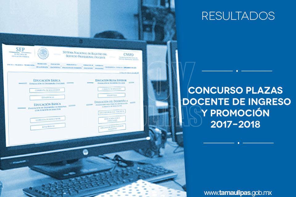 Hoy tamaulipas dan resultados del concurso de plazas for Plazas concurso docente 2016