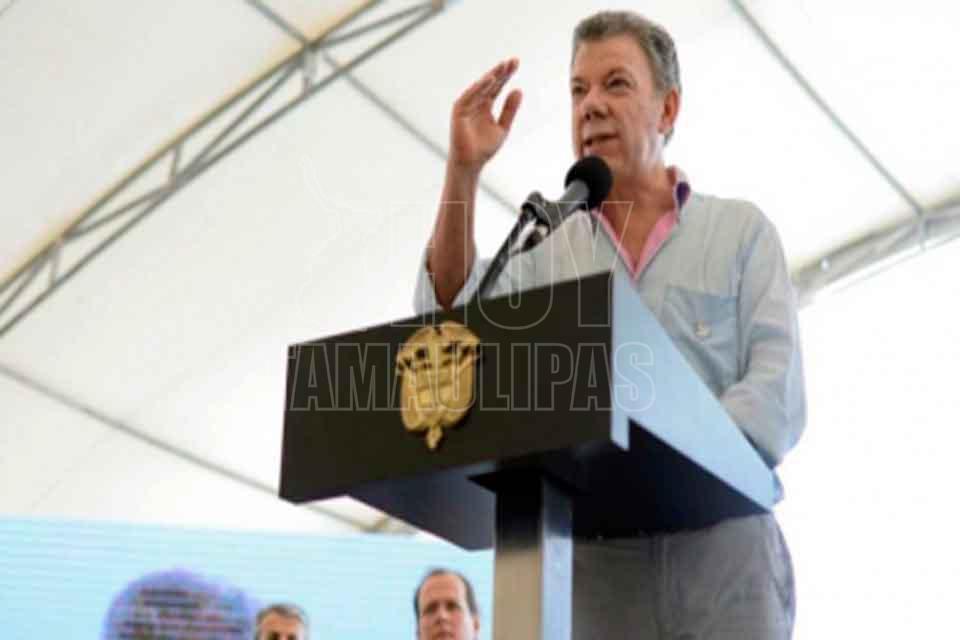 Hoy Tamaulipas - Presidente de Colombia gana Premio ...