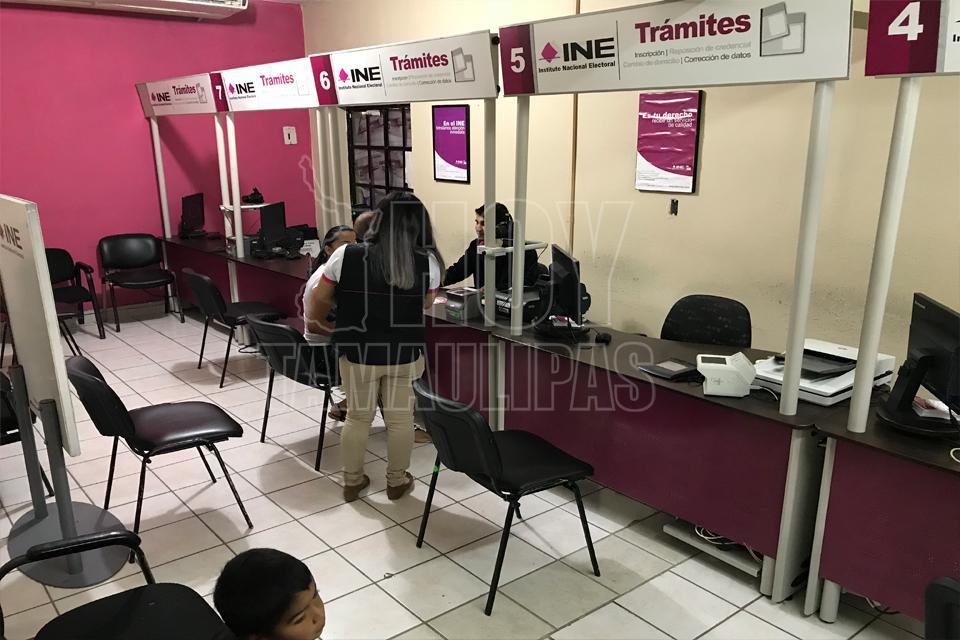 Hoy Tamaulipas Entregara Ine 6 Mil Credenciales En Matamoros