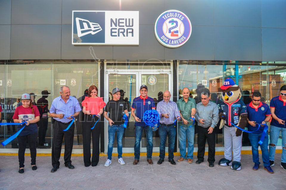 Hoy Tamaulipas - Inauguran la tienda de souvenirs Tecolotes New Era en  Nuevo Laredo fd1ba7a30c0