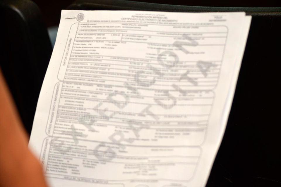 Hoy Tamaulipas - Expide Tamaulipas primer Certificado Electronico de ...