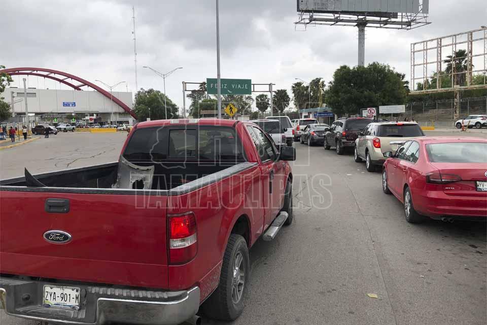 Hoy Tamaulipas Restringen Paso De Flores De Mexico A Eu