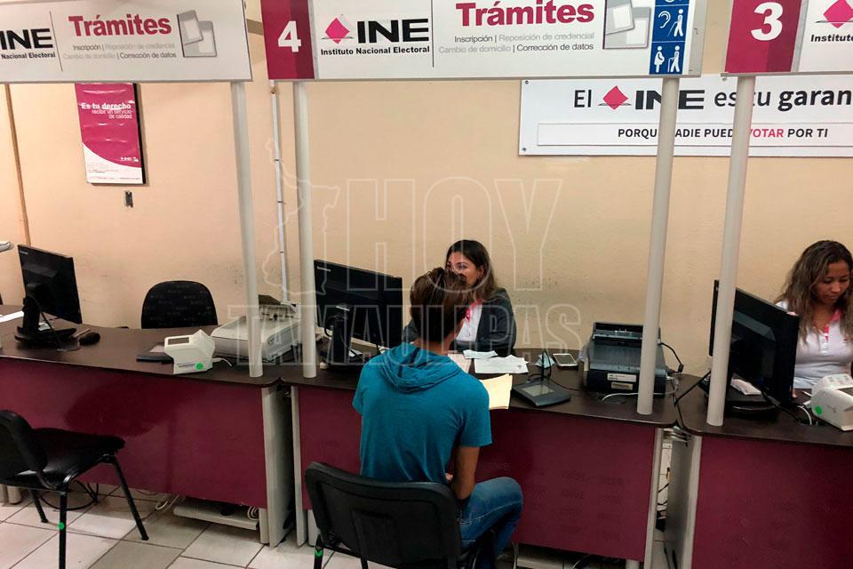 Hoy Tamaulipas Aumenta Demanda De Tramites En Modulos Del