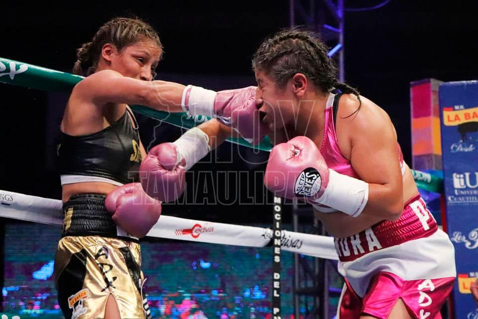 "Lourdes Juárez se declara lista para retar a la ""Roca"" Zamora - Hoy Tamaulipas"