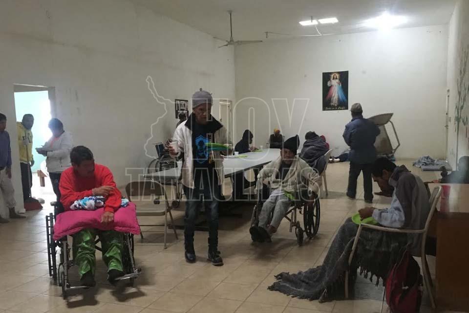 Siguen 17 personas albergadas en refugio de Reynosa - Hoy Tamaulipas