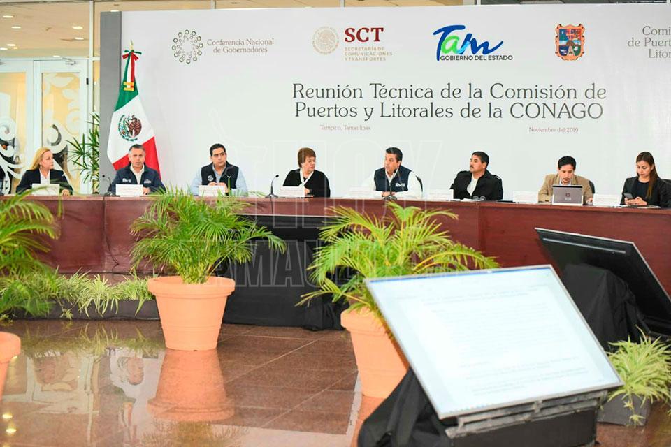Puertos de Tampico y Altamira recibiran inversion federal de 27 mmdp - Hoy Tamaulipas