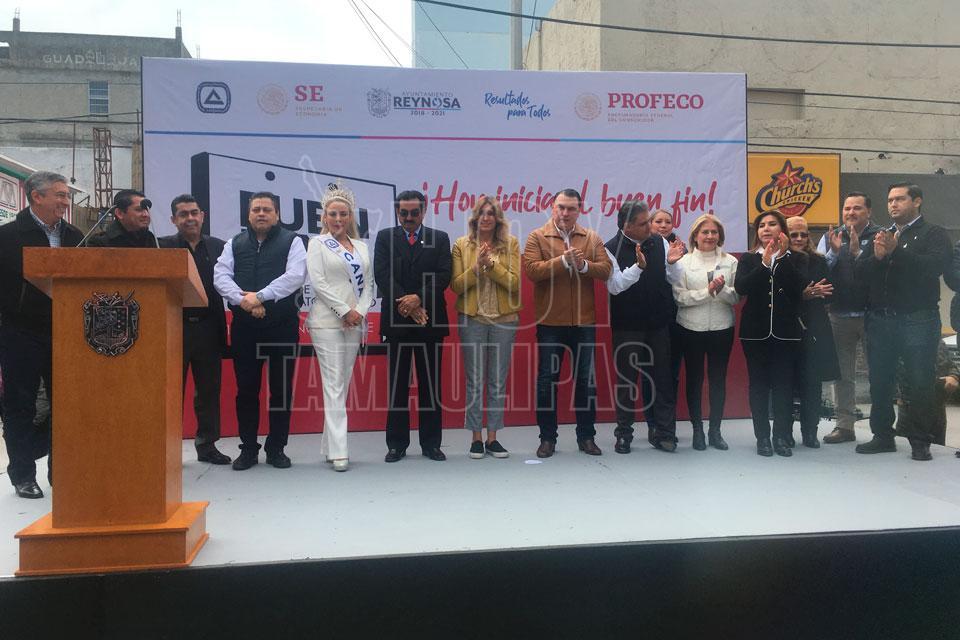 Esperan aumentar sus ventas comercios de Reynosa con el Buen Fin - Hoy Tamaulipas
