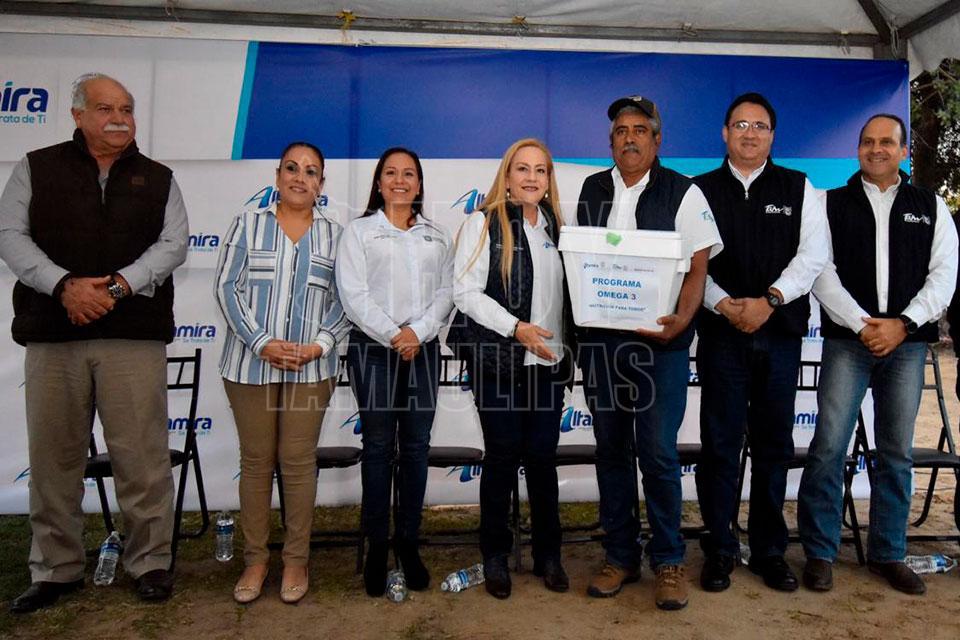 """Miles de beneficiados en Altamira con programa """"Omega 3, Nutrición para Todos'' - Hoy Tamaulipas"""