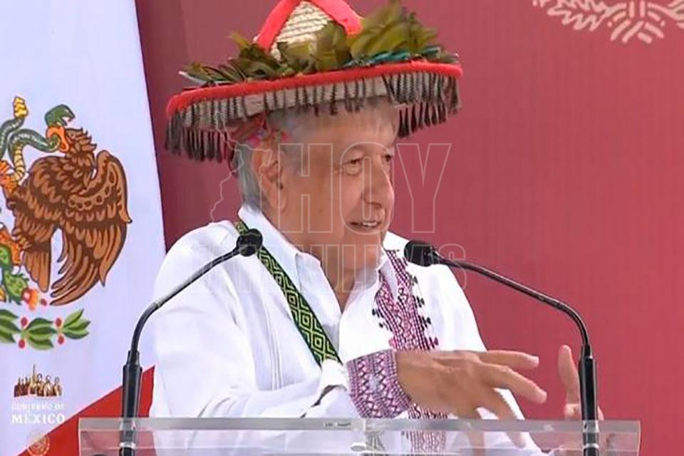 AMLO: La Yesca tendrá camino gracias a subasta de 260 mdp en alhajas - Hoy Tamaulipas