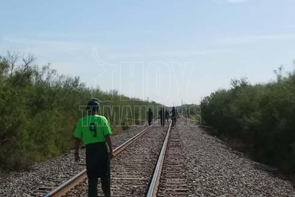 Lo encuentran muerto sobre las vías del tren en Reynosa - Hoy Tamaulipas