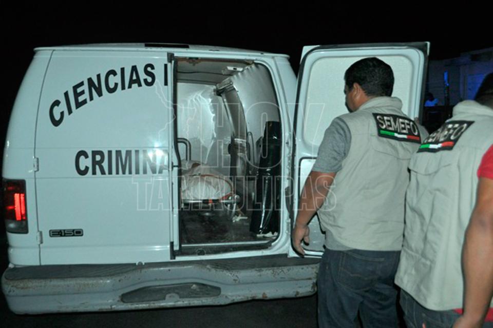 Muere conductor al estrellarse contra una vaca en Tula, Tamaulipas - Hoy Tamaulipas