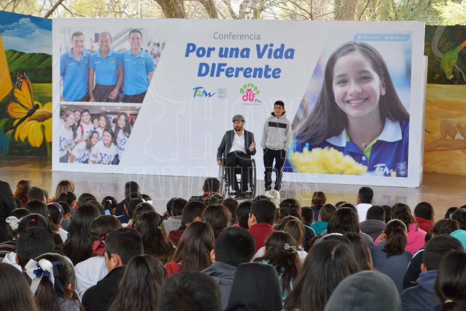Hoy Tamaulipas Alerta Dif Tamaulipas Mediante Conferencias