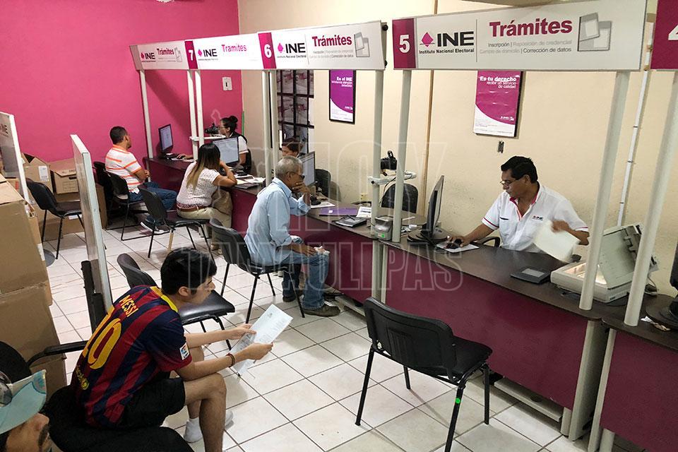 Hoy Tamaulipas Reanudan Labores Modulos Del Ine En Tamaulipas