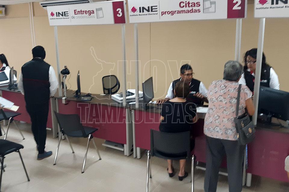 Hoy Tamaulipas Cambian Modulo De Atencion Del Ine En Madero